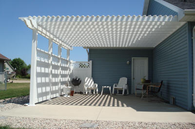 M a k e fence deck for What does pergola mean